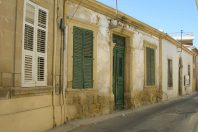 Conservation House A in Nicosia within the walls